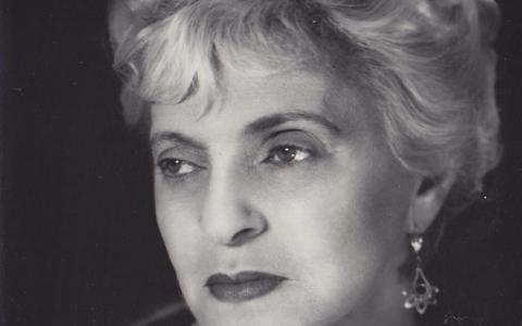 Ida Kamińska / fot. Benedykt Dorys
