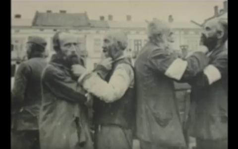 76. rocznica wybuchu powstania w getcie warszawskim