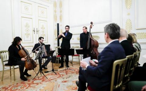 Roman Britschgi Quartett