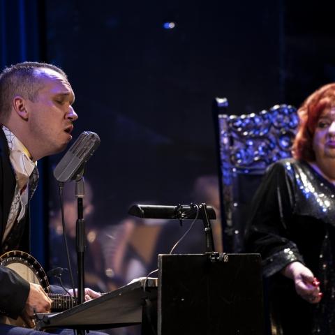 Koncert Tencer|Masecki|Młynarski|Markowicz / fot. Maurycy Stankiewicz