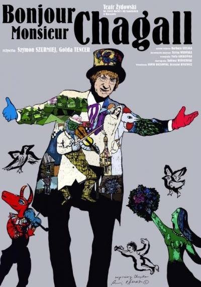 Bonjour Monsieur Chagall / proj. Andrzej Pągowski