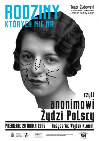 Rodziny, których nie ma, czyli Anonimowi Żydzi Polscy