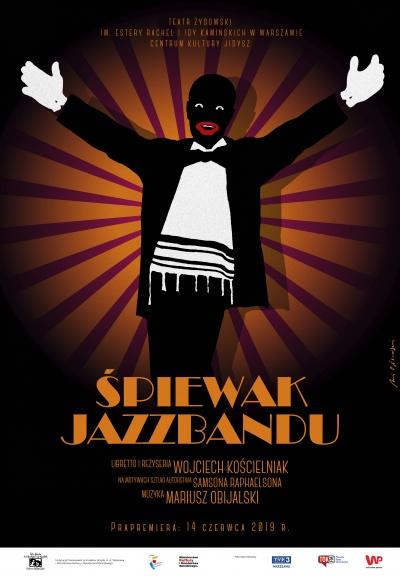 Śpiewak jazzbandu / reż. Wojciech Kościelniak / proj. Andrzej Pągowski