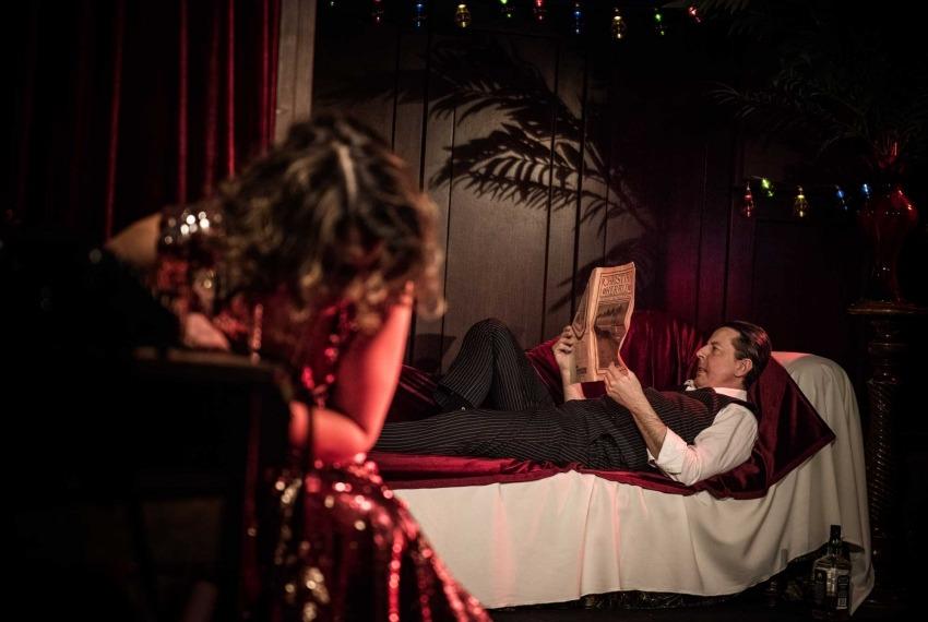 Dziś wieczorem: Lola Blau / reż. Lena Szurmiej / fot. Magda Hueckel