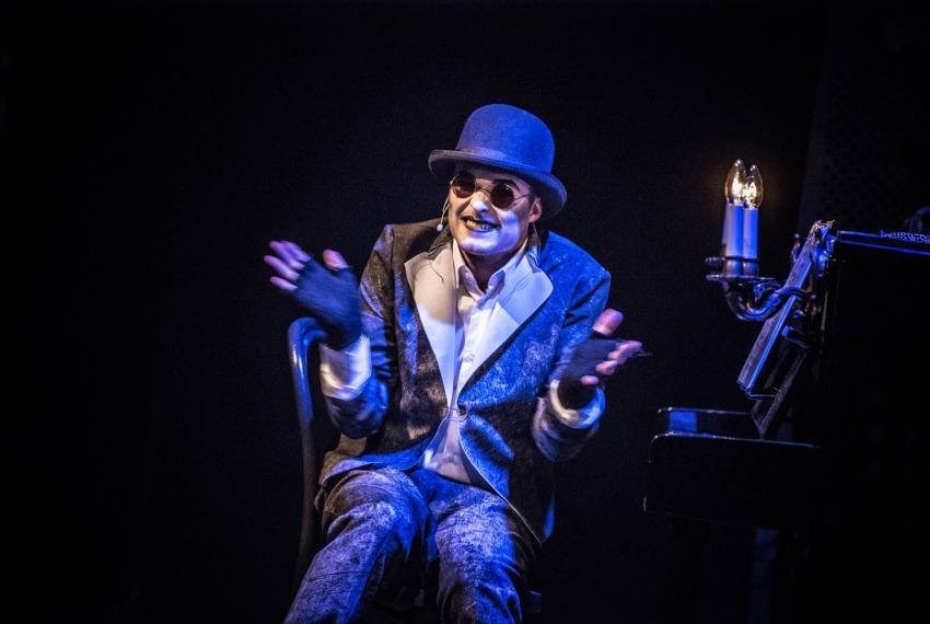 Śpiewak jazzbandu / reż. Wojciech Kościelniak / fot. Magda Hueckel
