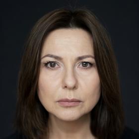 Ewa Dąbrowska / fot. Mikołaj Starzyński