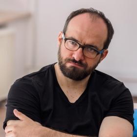 Wiktor Rubin / fot. Tomasz Urbanek