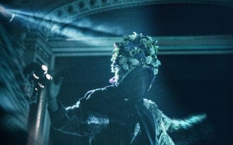 Malowany ptak wg Jerzego Kosińskiego to spektakl powstały w koprodukcji Teatru Żydowskiego w Warszawie i Teatru Polskiego w Poznaniu. Reżyseria: Maja Kleczewska